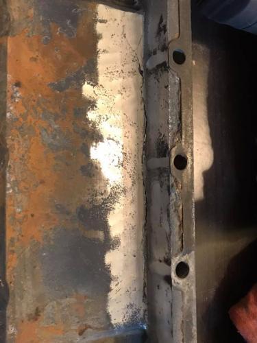 sudura tig reparatie capac aluminiu